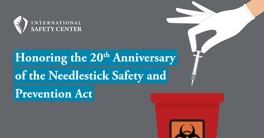 needlestick safety and prevention act anniversary